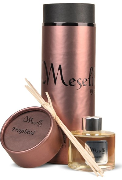 Meselli Bambu Oda Kokusu Tropikal 120 ml