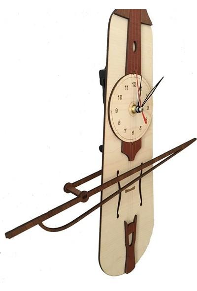 Good Time Kemençe Sallanır Sarkaçlı Duvar Saati