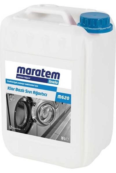 Maratem M620 Klor Bazlı Sıvı Ağartıcı 10lt