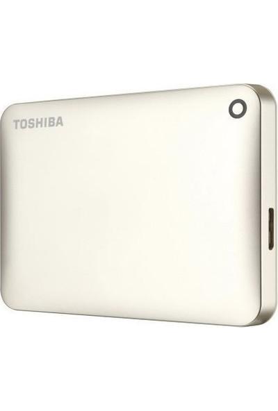 "Toshiba Canvio Connect II 500GB 2.5"" USB 3.0 Taşınabilir Disk HDTC805EC3AA"