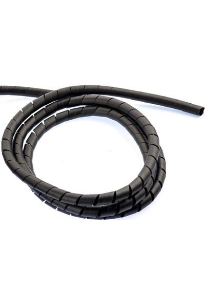 Barış Spr12 No4 12 Mm Helezon Kablo Toplama Spirali-10M