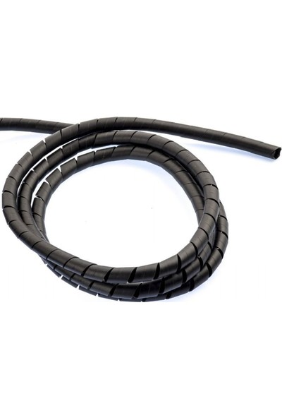 Barış Spr15 No5 15 Mm Helezon Kablo Toplama Spirali-10M