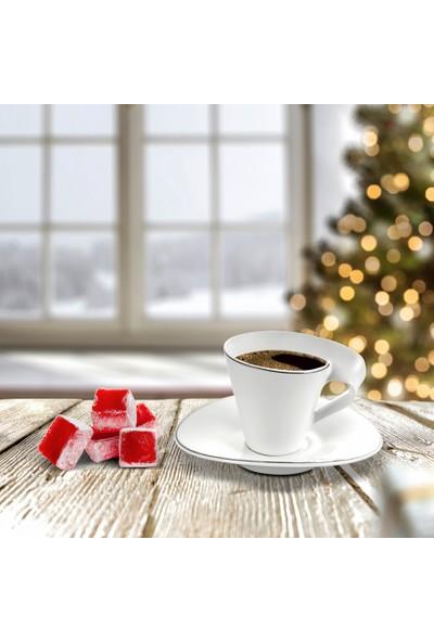 Karaca Spire 6 Kişilik Kahve Fincan Takımı