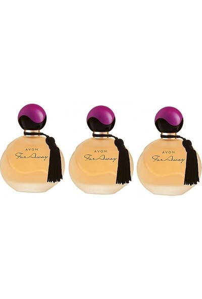 Avon 3 Adet Far Away Edp 50 ml Kadın Parfüm