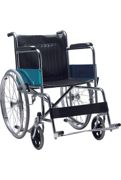 Golfi̇ G-101 Manuel Tekerlekli Sandalye / Manual Wheelchair