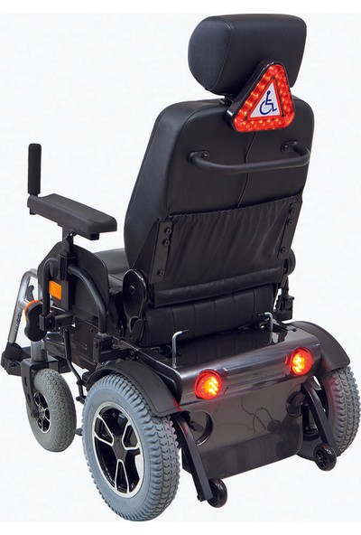 Scuba S-220 Multi Fonksiyonel Akülü Tekerlekli Sandalye / Multi Functional Power Wheelchair