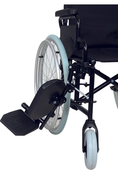 Golfi̇ G-131 Fonksiyonel Manuel Tekerlekli Sandalye / Functional Manual Wheelchair