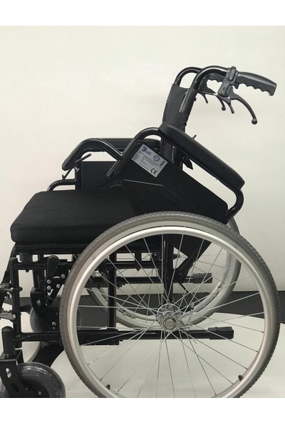Golfi̇ G-135 Geniş Manuel Tekerlekli Sandalye / Bariatric Manual Wheelchair