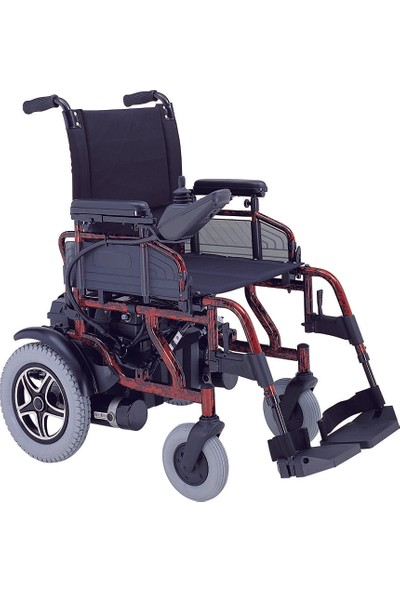 Jetty JT-110 Katlanabilir Akülü Tekerlekli Sandalye / Folding Power Wheelchair