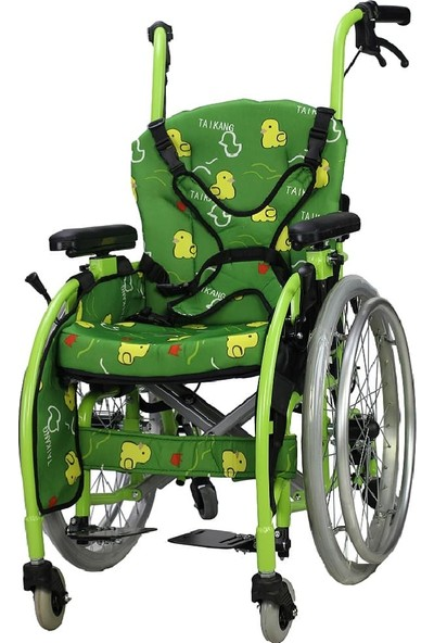 Poyli̇n P-981 Çocuk Manuel Tekerlekli Sandalye / Pediatric Manual Wheelchair