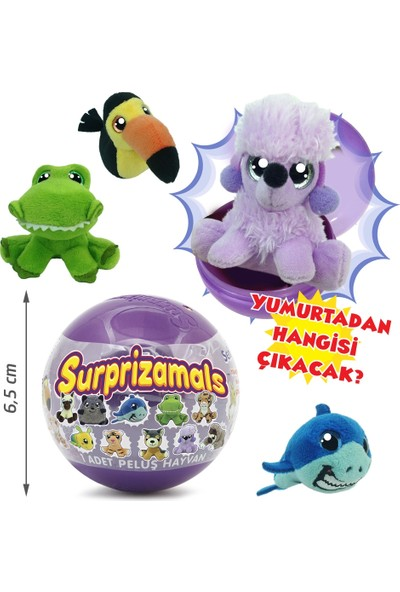 Surprizamals Sürpriz Yumurta Seri 5