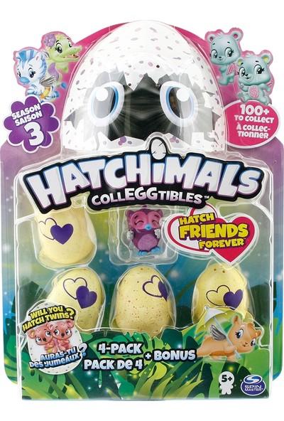 Samatlı Hatchimals Colleggtibles Dörtlü Paket Sezon 3 Model 4