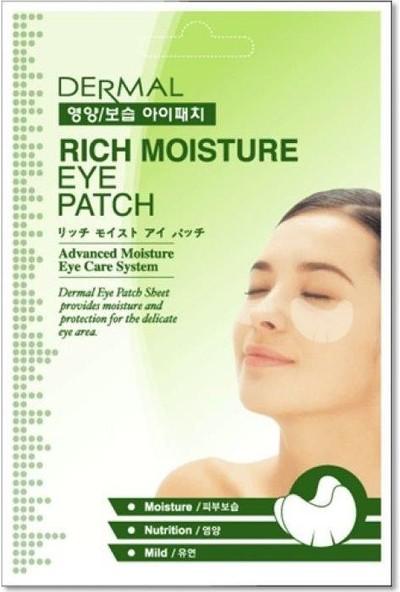 Dermal Nemlendirici Göz Maskesi - Rich Moisture Eye Patch