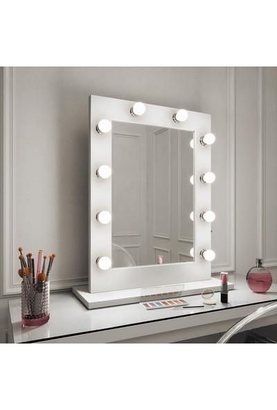 ZepHome Paris Işıklı Kulis Makyaj Aynası
