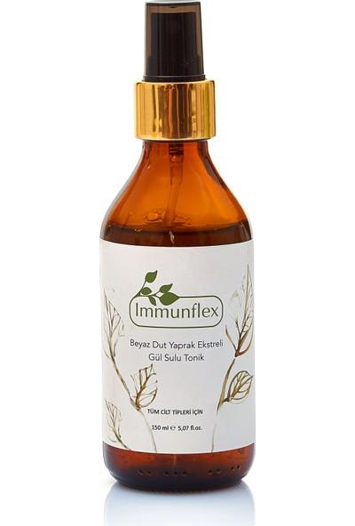 Immunflex Beyaz Dut Yaprak Ekstreli Gül Sulu Tonik