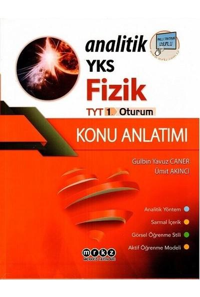 Merkez Yayınları TYT Analitik Fizik Konu Anlatımlı