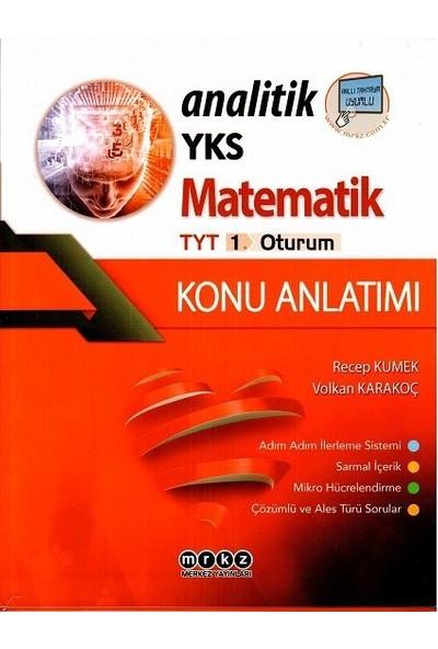 Merkez Yayınları Tyt Analitik Matematik Konu Anlatımlı - Volkan Karakoç