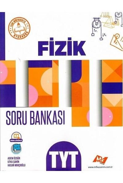 Mf Kazanım Yayınları Tyt Fizik Soru Bankası - Utku Şahin