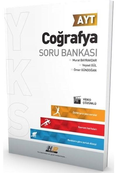 Hız Ve Renk Yayınları Ayt Coğrafya Soru Bankası - Veysel Gül