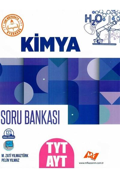 Mf Kazanım Yayınları Tyt Ayt Kimya Soru Bankası - M. Zati Yılmaztürk