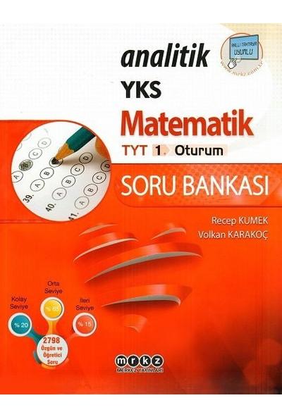 Merkez Yayınları Tyt Analitik Matematik Soru Bankası - Recep Kumek