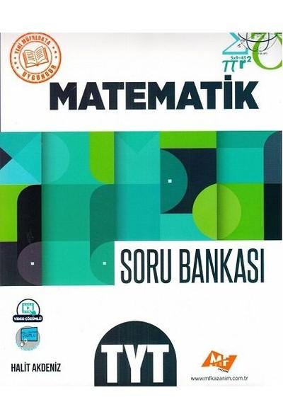 Mf Kazanım Yayınları Tyt Matematik Soru Bankası - Halit Akdeniz