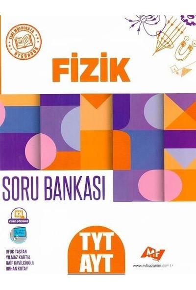 Mf Kazanım Yayınları Tyt Ayt Fizik Soru Bankası - Yılmaz Kartal