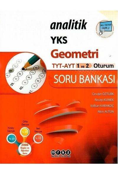Merkez Yayınları Tyt Ayt Analitik Geometri Soru Bankası - Cevdet Öztürk