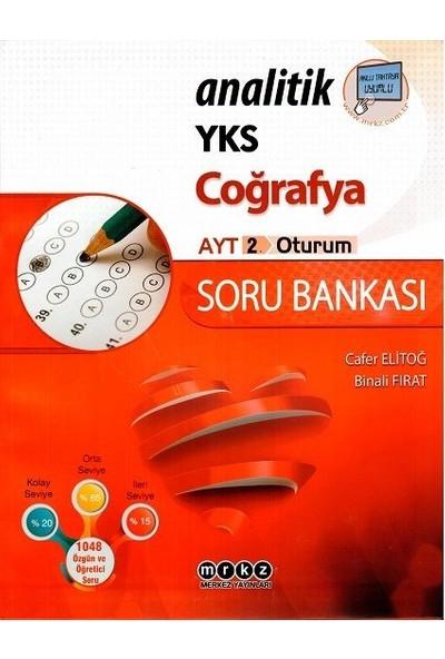 Merkez Yayınları Ayt Coğrafya Analitik Soru Bankası - Binali Fırat