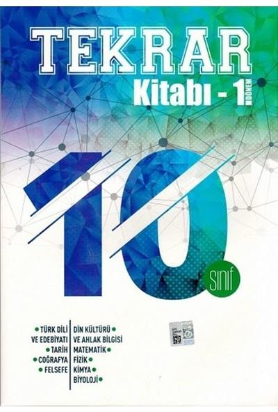 Bes Yayınları 10. Sınıf 1. Dönem Tekrar Kitabı - Bes Yayınları