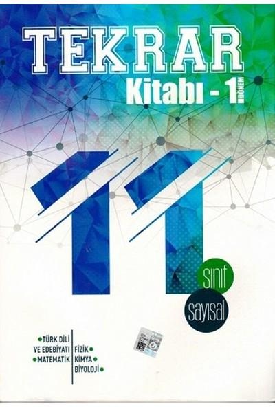 Bes Yayınları 11. Sınıf Sayısal 1. Dönem Tekrar Kitabı - Bes Yayınları