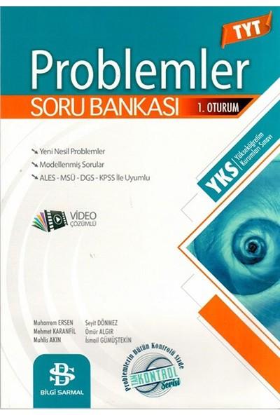 Bilgi Sarmal Yayınları Tyt Problemler Soru Bankası - Muharrem Ersen