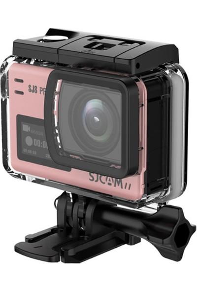 Sjcam Sj8 Pro Wi-Fi 4K Aksiyon Kamera-Pembe