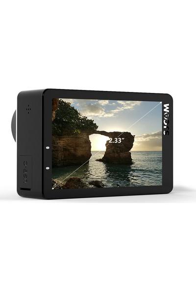 Sjcam Sj8 Plus Wi-Fi 4K Aksiyon Kamera-Pembe