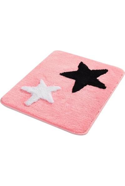Chilai Home All Star Şeker Pembe 50X60 Cm Banyo Halısı