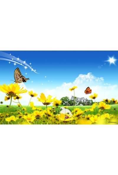 Lansy Oda Parfümü Çiçek Bahçesi 750 Ml