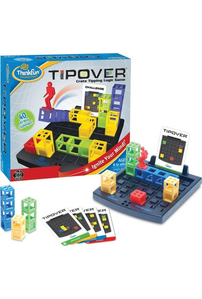 Thinkfun Tipover (Haydi Atla) Zeka Oyunu