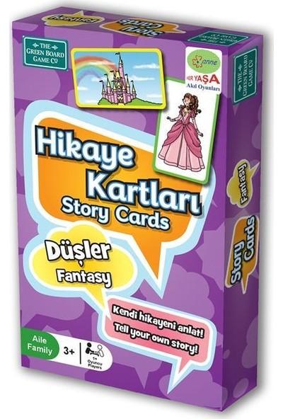 Green Board Games Hikaye Kartları Düşler (Story Cards Fantasy) - TÜRKÇE