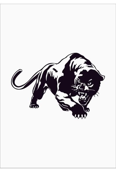Başaran Sticker Puma Araba Arma Sticker