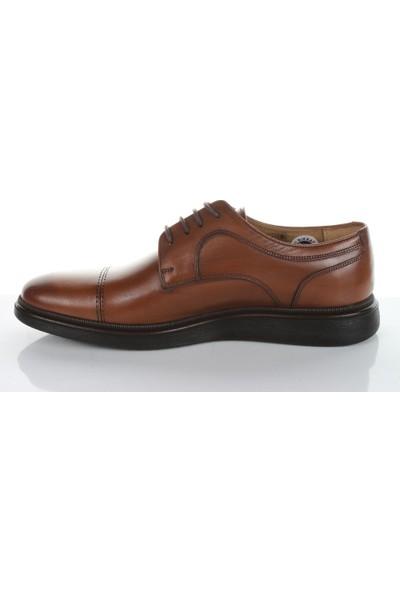 Fosco 9134 Taba Deri Klasik Ayakkabı