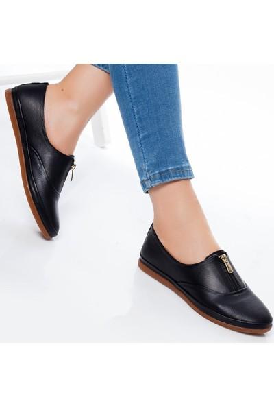 Efem 049 Kadın Deri Ayakkabı
