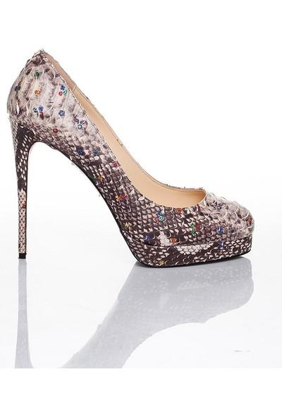 Vicino 3064 Kadın Deri Ayakkabı