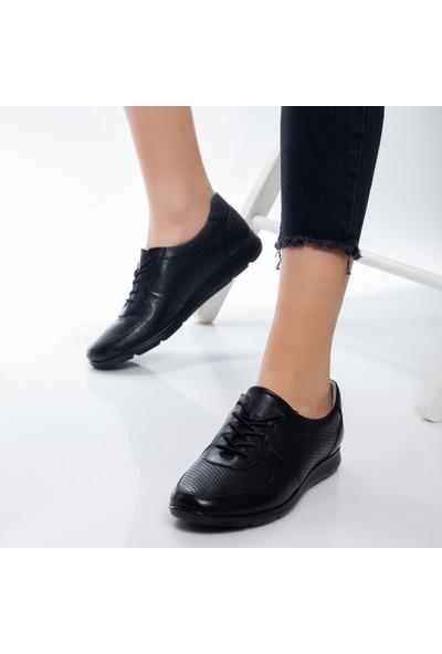 Efem 19542 Kadın Deri Ayakkabı