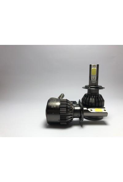 Led Garage Black Edition H7 Led Xenon 8400 Lümen 6500K Beyaz Şimşek Etkili