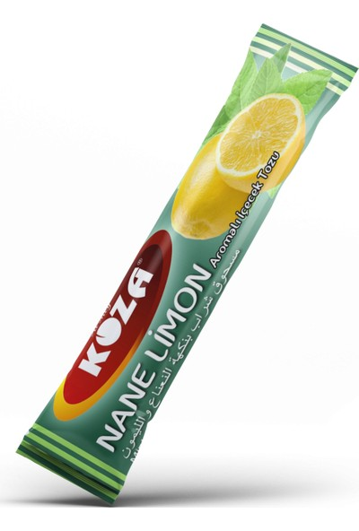 Koza Tek İçimlik Nane Limon 300 gr