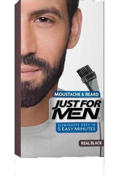 Just For Man Sakal Ve Bıyık Boyası Siyah