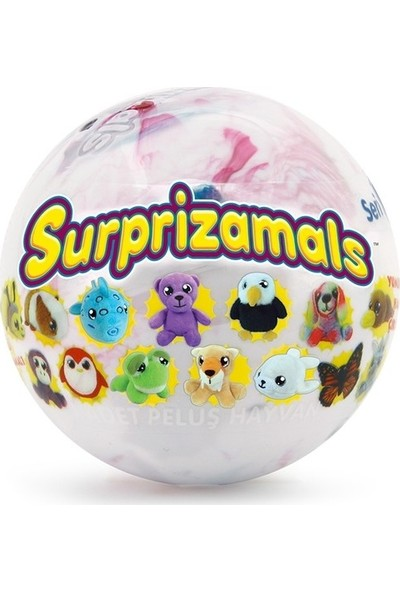 Surprizamals Sürpriz Yumurta Seri 6