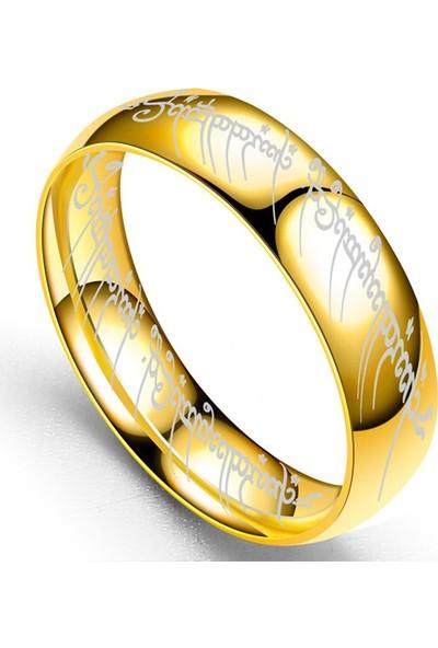 VipBT Lord Of The Rings Hobbit Güç Sırlar Yüzüğü Yüzüklerin Efendisi Cosplay Yüzük