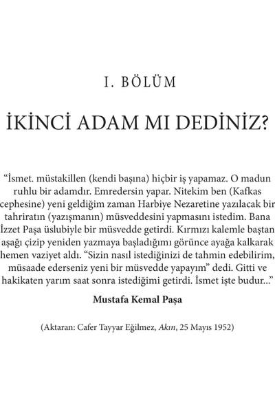 Bilinmeyen Yönleriyle İsmet İnönü Gerçeği - Mustafa Armağan