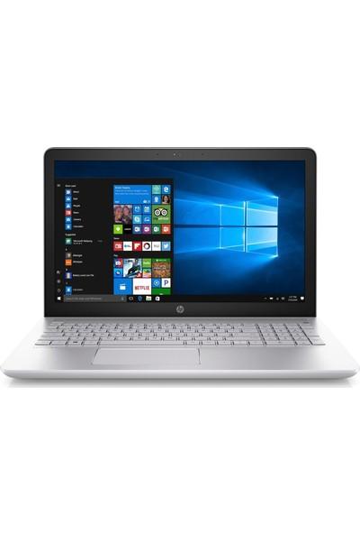 """HP Pavilion 15-CC106NT Intel Core i5 8250U 8GB 1TB + 8GB SSD GT940MX Windows 10 Home 15.6"""" FHD Taşınabilir Bilgisayar 2PR72EA"""